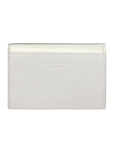 Ted Baker Antonie gold small flapover purse