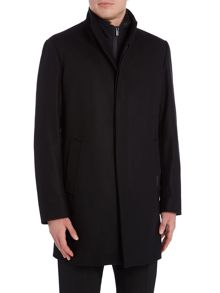 Armani Collezioni Wool and Cashmere Overcoat