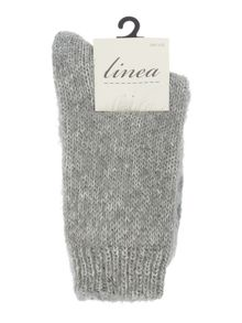 Linea Tweed marl sock
