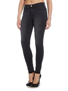 Levi's Innovation Super Skinny Mid Waist fit jean
