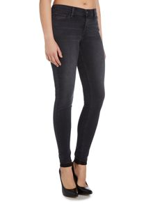 Levi's 710 Super Skinny mid waist jean in homeward bound