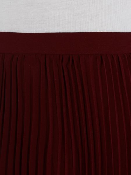 Keepsake Pleated Hankerchief Hem Skirt