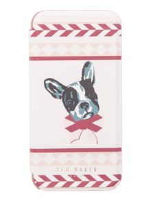Ted Baker Mertual light pink cotton iphone 6 case