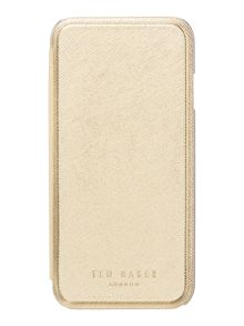 Ted Baker Shannon gold mirror iphone 6 case