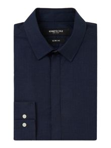 Kenneth Cole Guardian Dobby Spot Shirt