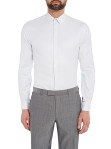 Kenneth Cole Thanet Twill Stripe Shirt