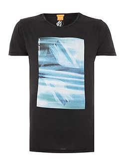 Tygo 2 iceberg photo print t shirt