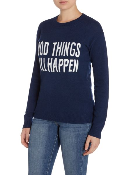 Levi's Conversational crew neck sweat