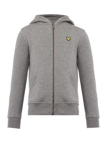 Lyle and Scott Boys Hooded Sweat Jacket