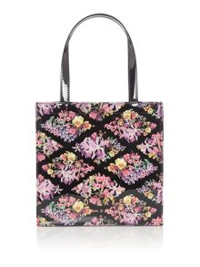 Ted Baker Beticon small floral bowcon bag