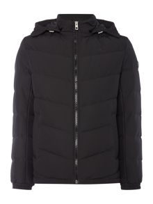 Hugo Boss Owillem downfilled hooded jacket