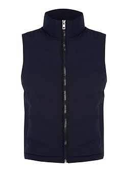 Oevan hightech padded gilet