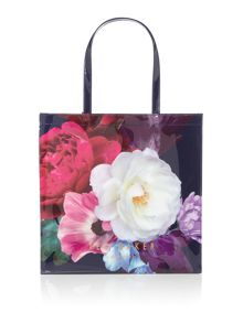 Ted Baker Boucon large floral bowcon bag