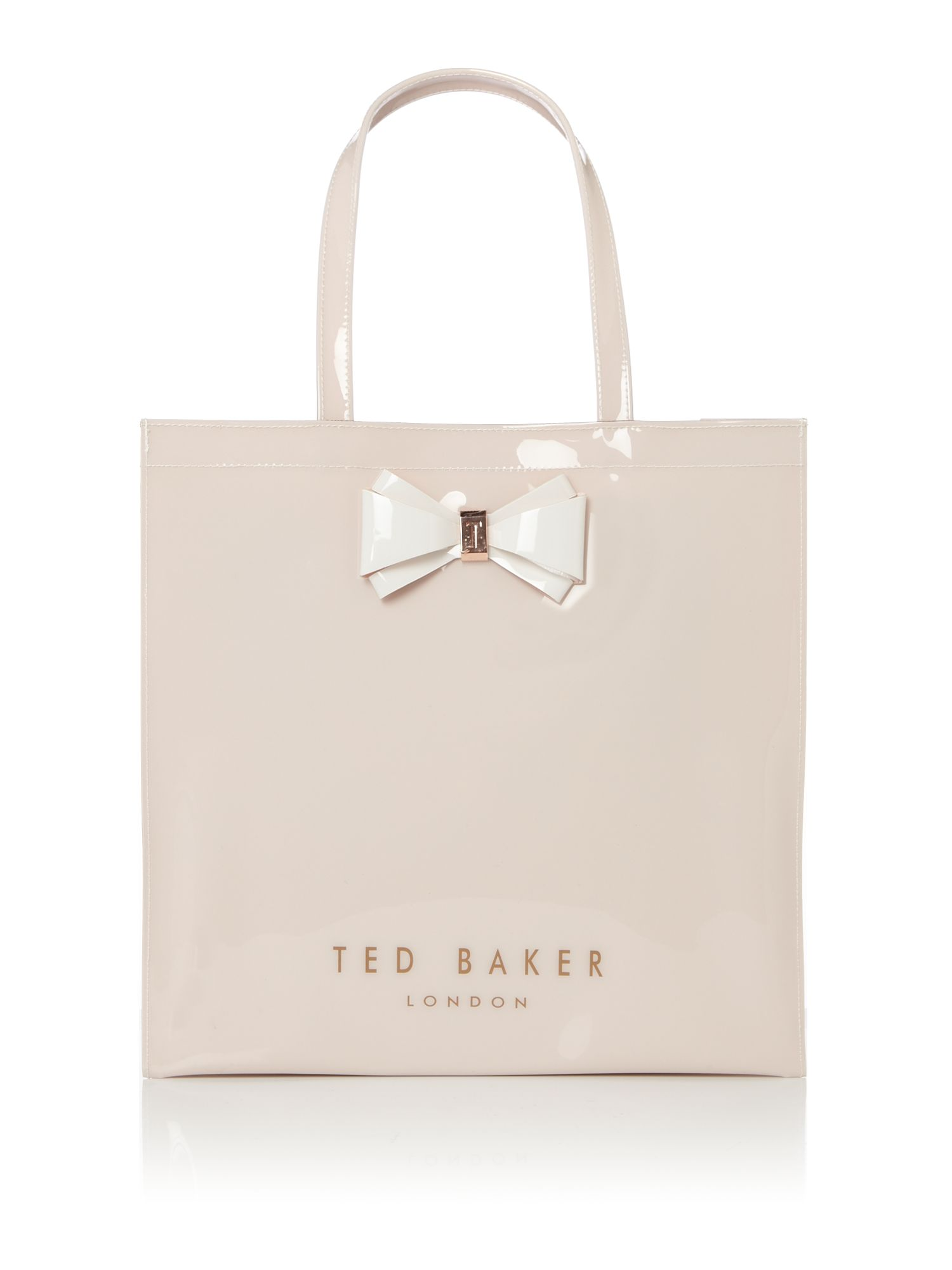 Ted Baker Alacon large bowcon bag Pink