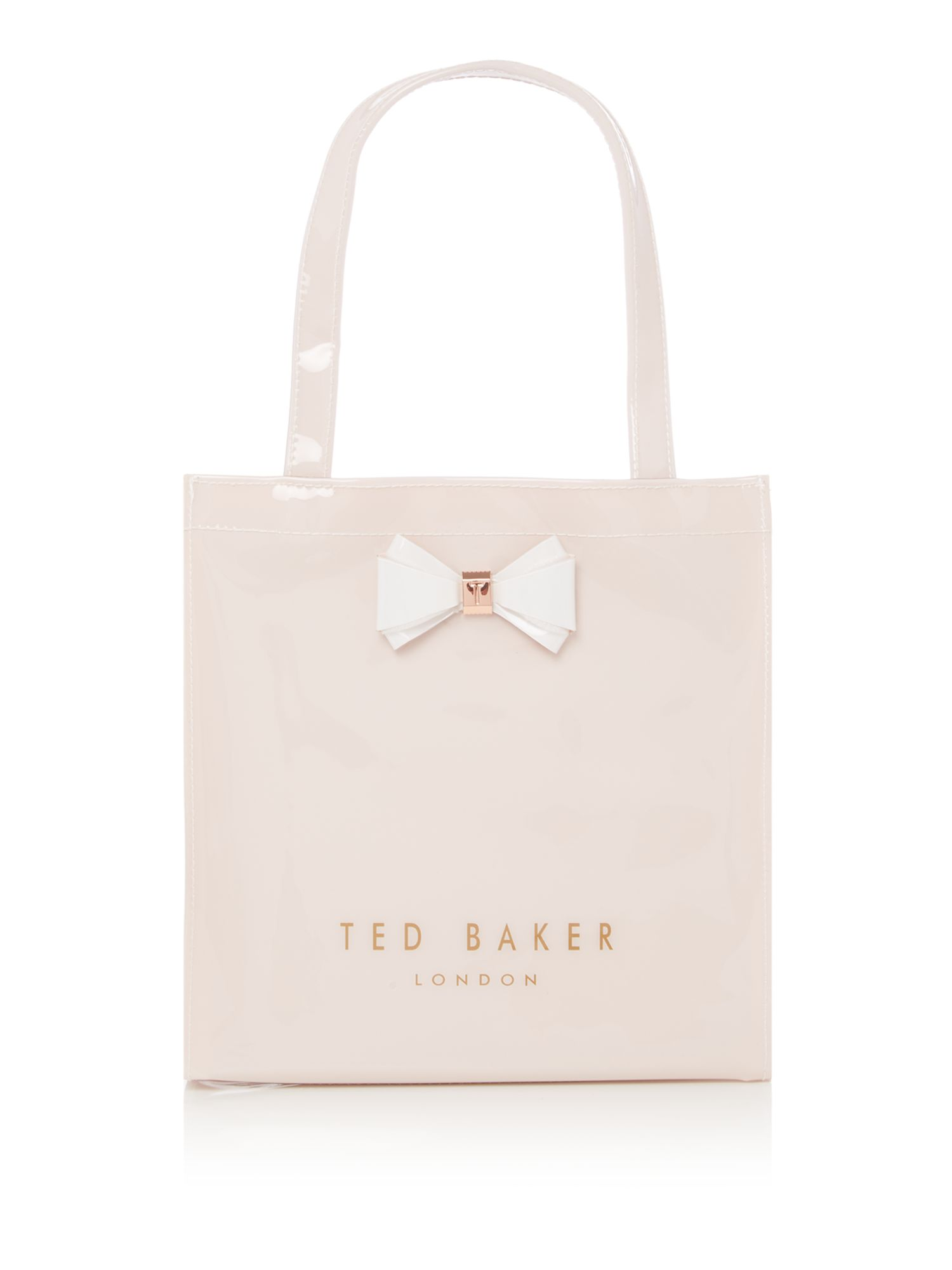Ted Baker Aracon small bowcon bag Pink