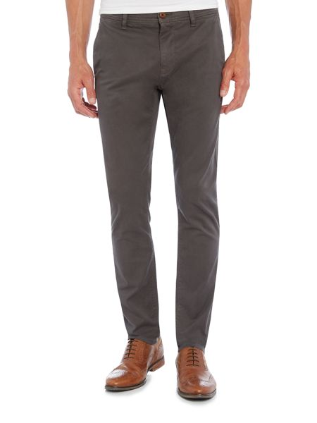 Hugo Boss Schino Slender stretch twill skinny fit trousers