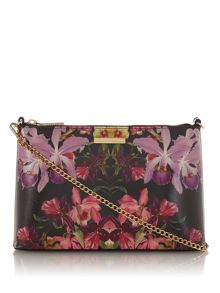 Ted Baker Dilalah floral crossbody bag