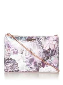 Ted Baker Jazzi floral crossbody bag