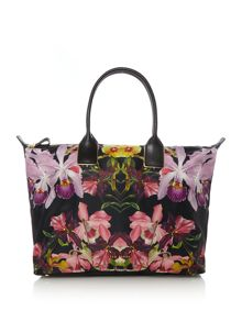 Ted Baker Denise floral travel bag