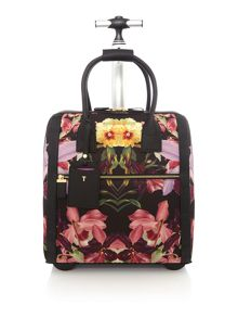 Ted Baker Donnie floral travel bag