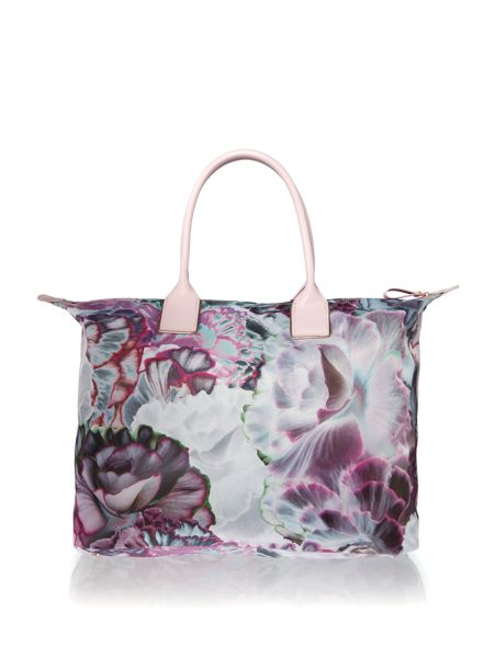 Ted Baker Ivra floral travel bag