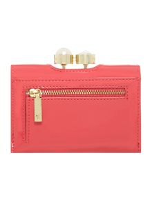 Ted Baker Alix small flapover purse