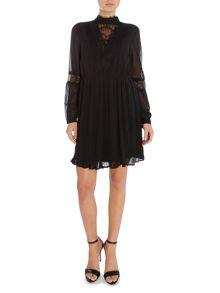 Vero Moda Long Sleeve High Neck Dress