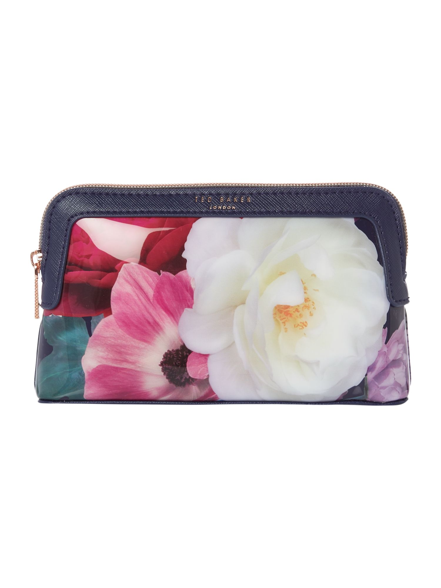Ted Baker Mayree medium cosmetic bag Pink