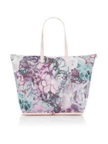 Ted Baker Aynara foldaway shopper bag