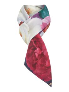 Ted Baker Blushing bouquet skinny scarf