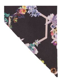 Ted Baker Lost garden skinny scarf