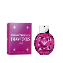 Emporio Armani Diamonds Club For Her Eau de Toilette 50ml