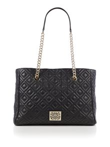 Biba Sandra quilted tote bag