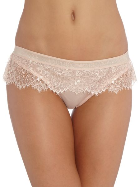 Emporio Armani Visibility lurex lace brief