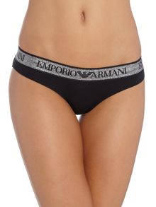 Emporio Armani Visibility stellar cotton brief