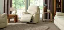 La-Z-Boy Sophia Fabric Manual Recliner Chair