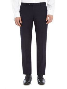 Corsivo Como Italian Wool Textured Suit Trouser