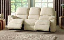 La-Z-Boy Sophia Fabric 3 Seater Power Sofa