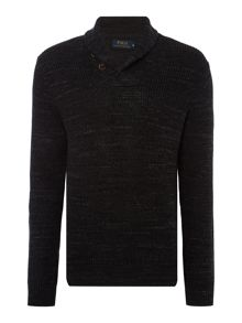 Polo Ralph Lauren Shawl long sleeve sweater