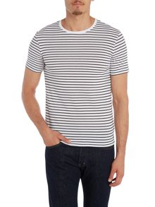Polo Ralph Lauren Crew neck stripe tee with pocket
