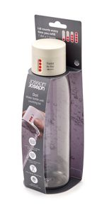 Joseph Joseph Dot Water Bottle, Stone