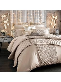 Celeste shell duvet cover