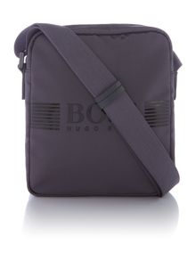 Hugo Boss Pixel Logo Crossbody Bag