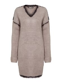 Replay Wool Long Jumper