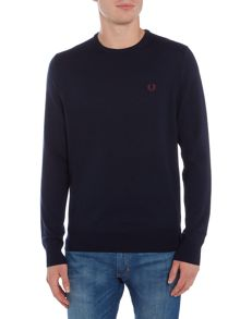 Fred Perry Classic Crew Neck Sweater