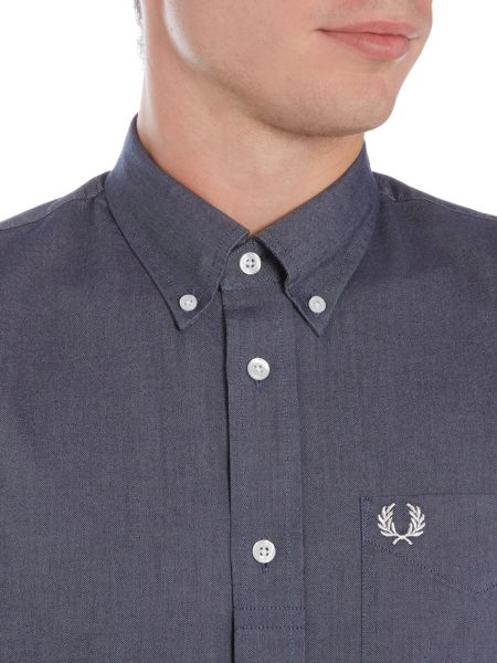 Fred Perry Fred Perry Long Sleeve Oxford Shirt