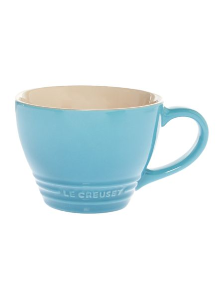 Le Creuset Grand Mug, Teal