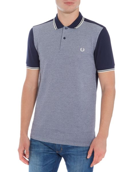 Fred Perry Fred Perry Short Sleeve Textured Polo