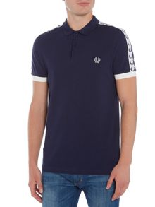 Fred Perry Fred Perry Short Sleeve Taped Polo