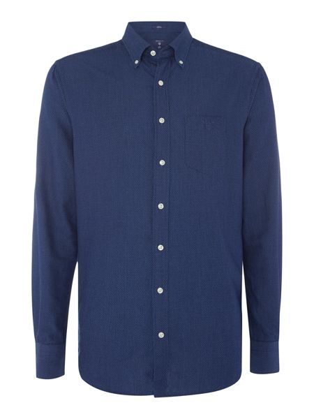 Gant Polka Dot Long Sleeve Shirt